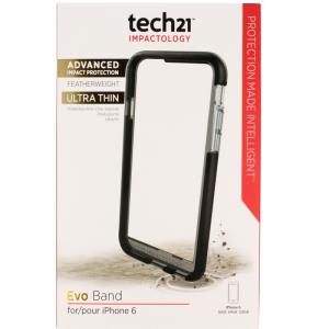 Etui pancerne Tech21 evo band Iphone 6 czarne