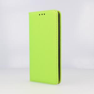 Etui Flip Magnet HUAWEI Y3 2017 limonka