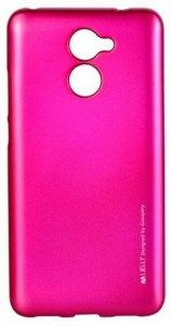Etui iJelly new Huawei Y7 różowe