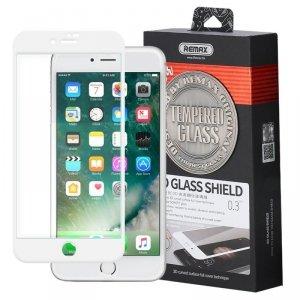Szkło hartowane REMAX 3D IPHONE X GL-04 białe