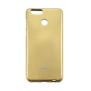 Jelly case mercury Huawei Honor 7X złoty