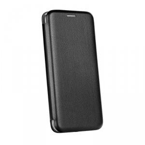Etui Flip Elegance IPHONE XS MAX 6.5 czarne  magnetyczne