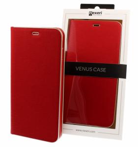 Etui portfel Nexeri Venus IPHONE X / XS czerwone