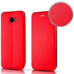 Etui IPHONE 11 z klapką magnetyczną Flip Elegance czerwone