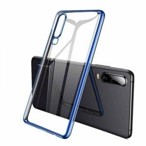 Etui HUAWEI P40 LITE Slim Case Elegance niebieskie