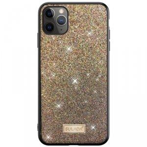 Etui SAMSUNG GALAXY S21+ PLUS Brokat SULADA Dazzling Glitter wielokolorowe