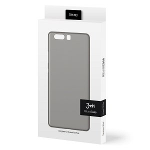 3MK Etui NC Huawei P10 Plus czarny black, Natural Case