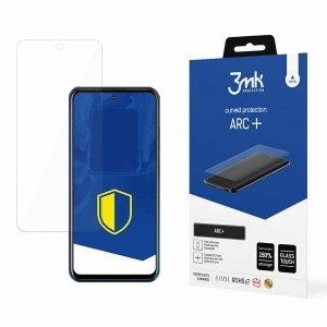 3MK Folia ARC+ FS HTC Desire 21 Pro 5G Folia Fullscreen