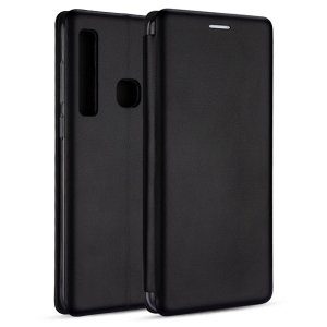 Beline Etui Book Magnetic Huawei P40 Lite Eczarny/black