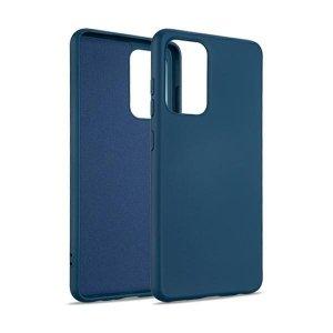 Beline Etui Silicone Samsung A32 4G niebieski/blue