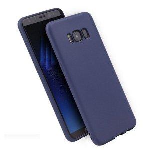 Beline Etui Candy Samsung S8 Plus G955 granatowy/navy