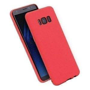 Beline Etui Candy Xiaomi Redmi Note 10 Pro 5G czerwony/red