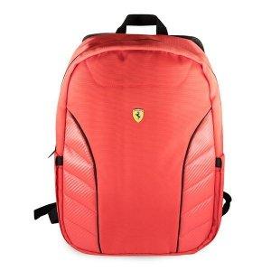 Ferrari Plecak FESRBBPSIC15RE 15 czerwony/red Scuderia New Edition