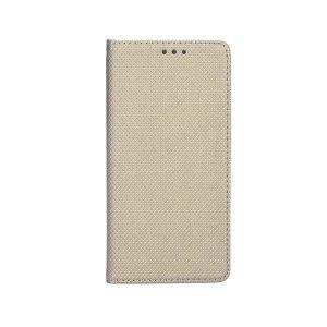 Etui Smart Magnet Xiaomi Redmi 10 złoty/gold