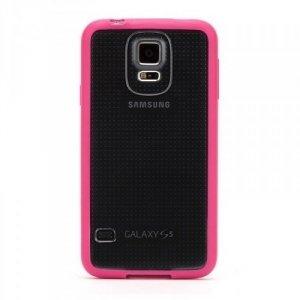 Etui Griffin Reveal Samsung G900 S5 różo GB39052