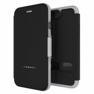 Gear4 D3O Oxford iPhone 7/8/SE 2020 srebrny/silver 26203