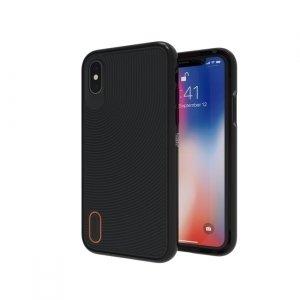 Gear4 D3O Battersea iPhone X/Xs czarny/black IC8BTSBLK