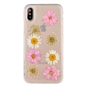 Etui Flower Huawei P8 lite 2017 wzór 8 P9 lite 2017