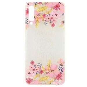 Etui Pattern iPhone 5/5S/SE wzór 8 (be happy)