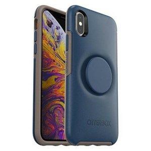Etui Otterbox Otter + Pop iPhone X/Xs niebieski/blue 36229