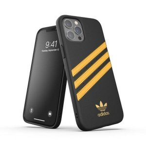 Adidas OR Moulded PU FW20 iPhone 12 Pro Max czarny/black 42481