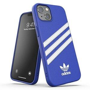 Adidas OR Moulded Case PU iPhone 13 Pro / 13 6,1 niebieski/collegiate royal 47116