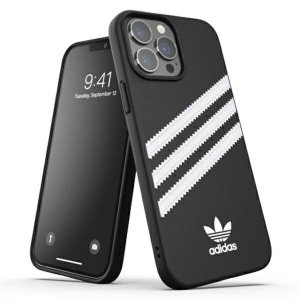 Adidas OR Moulded Case PU iPhone 13 Pro Max 6,7 czarny/black 47142