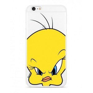 Etui LooneyTunes™ Tweety 002 Sam J530 J5 2017 żółty/yellow WPCTWETY701