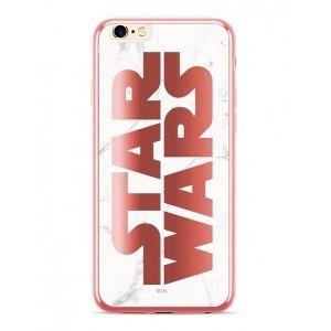 Etui Luxury Star Wars™Gwiezdne Wojny 007 Huawei P Smart różowo-złoty/rosegold SWPCSW3014