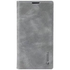 Krusell Sony Xperia L2 Sunne 2 Card FW szary/gray 61240