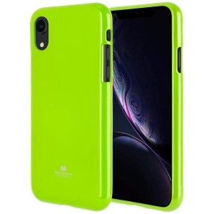 Mercury Jelly Case Huawei Honor 7 lite 5C limonkowy/lime