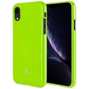 Mercury Jelly Case Xiaomi Redmi Note 4 limonkowy/lime