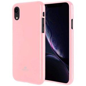 Mercury Jelly Case Nokia 3 jasnoróżowy /pink