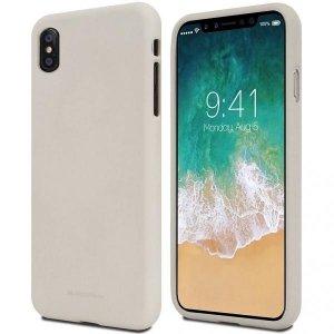 Mercury Soft Huawei Mate 10 beżowy /beige stone