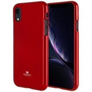 Mercury Jelly Case Xiaomi Redmi Note 5A czerwony/red Prime