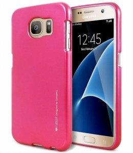 Mercury I-Jelly Huawei P20 Lite różowy /hotpink
