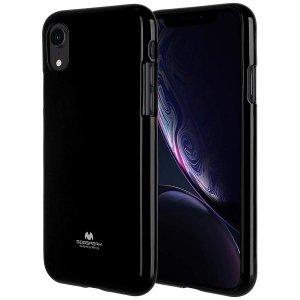 Mercury Jelly Case Huawei P20 czarny /black