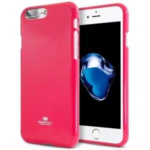 Mercury Jelly Case Huawei P Smart różowy /hotpink