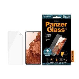 PanzerGlass TPU Samsung S21+ G996 Case Friendly, Fingerprint, Antibacterial, Designed for Samsung, Materiał TPU