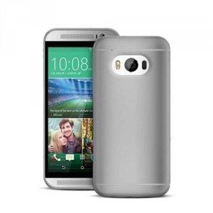 Puro Ultra Slim 0.3 HTC One M9 ciemny przeźroczysty HCONEM903BLK