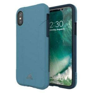 Adidas SP Solo Case iPhone X/Xs niebieski/core blue 29602