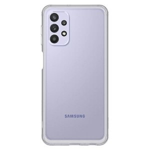 Etui Samsung EF-QA326TT A32 5G Clear Cover Transparent