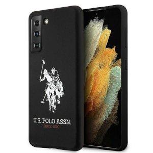 US Polo USHCS21SSLHRBK S21 G991 czarny/black Silicone Logo