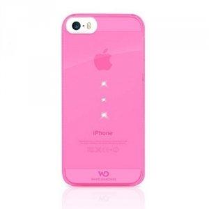 White Diamonds Trinity iPhone 5/5S różow