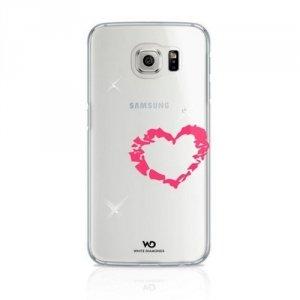 White Diamonds Heart Samsung S6 G920