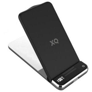 Xqisit Powerbank indukcyjny 6000mAh Premium Wireless Stand czarny/black 37977