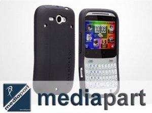 CASE-MATE HYBRID Tough Rubber Case do HTC CHACHA - CM014042
