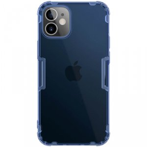NILLKIN NATURE ETUI CASE iPhone 12 MINI 5.4 - BLUE