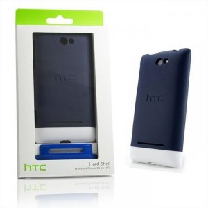 HTC HARD SHELL - ETUI BACK COVER DO HTC WINDOWS PHONE 8S - HC C820