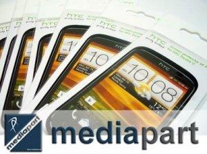 ORYGINALNA FOLIA OCHRONNA HTC SP-P840 do DESIRE C